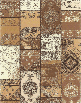 Carpet Shaggy 1270.1