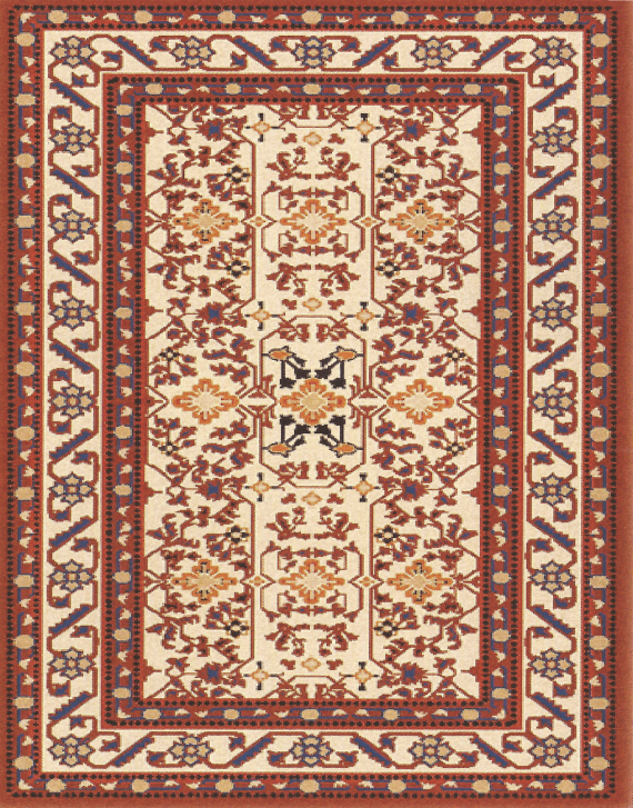 Carpet Luxe 1300.4